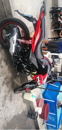 moto lineal italika motor 125