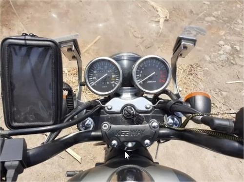 moto lineal keeway superlight 200, modelo 2019 con soat