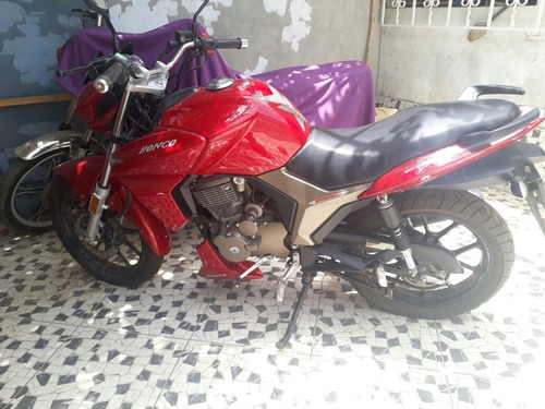 moto lineal ronco 200 cc