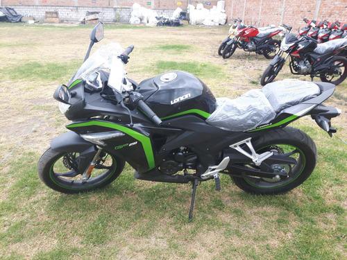 moto loncin lx250-gs 250cc año 2017 tipo ninja