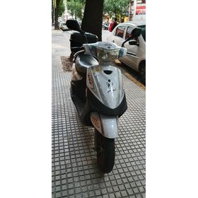 Moto Lucky Lion Joy 2 Buen Estado