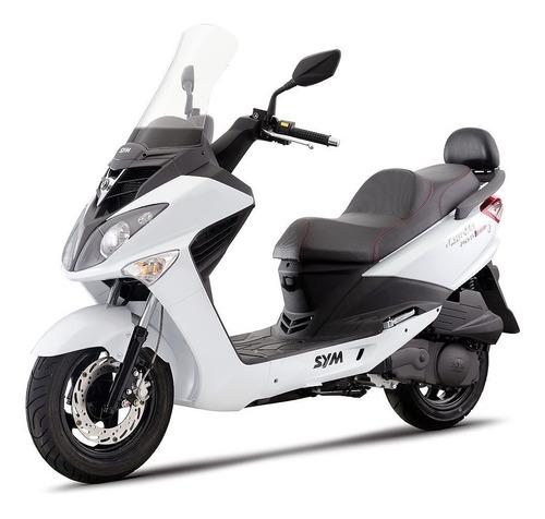 moto maxi scooter sym joyride evo fuel injection nacional