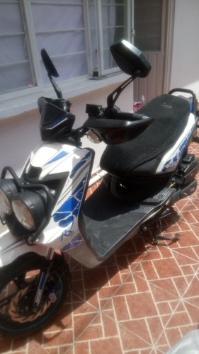 moto mb rx limited 2016