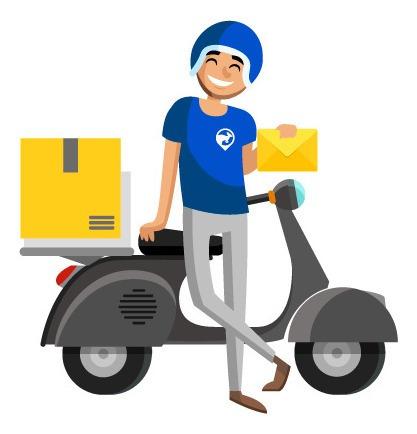 moto-mensajeria - envios flex - tramites en gral - delivery