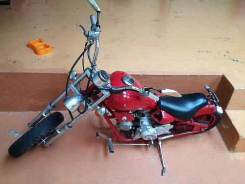 moto mini chopper