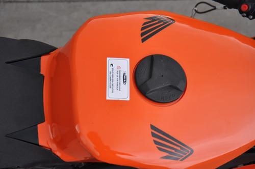 moto mini pìsta 49 cc deportiva pagani
