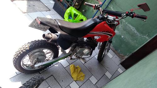 moto minicross - baja dr - 70 cc