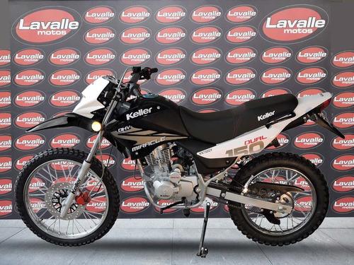 moto miracle 150  keller - 0km - lavalle motos