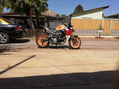 moto modelo ¨ repsol  2018