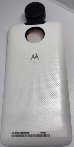 moto mods camara 360 nuevo + 4 relojes (con garantía)