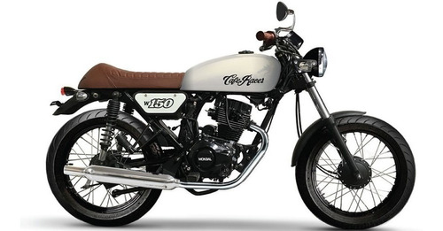moto mondial cafe racer w 150 0km urquiza motos