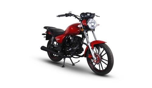 moto mondial custom 125cc 0km doble garantia hasta 18 ctas