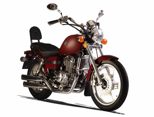 moto mondial hd 250 custom chopper 0km urquiza motos