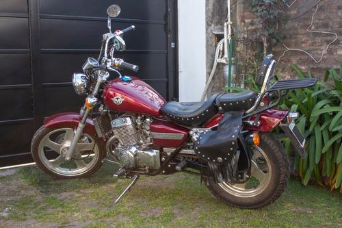 moto mondial hd 250a - 250