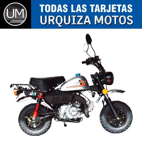 moto mondial monkey 50 dax max dx 0km urquiza motos