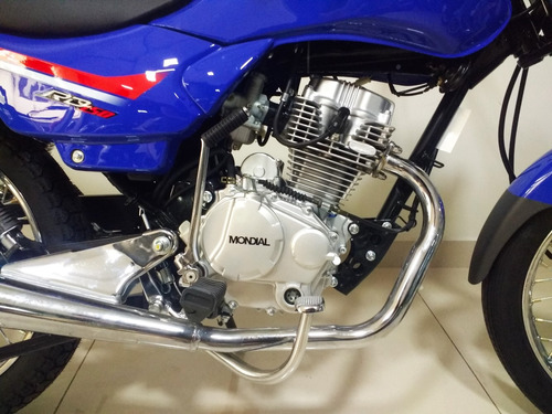 moto mondial rd 150 0km cg 150 rayos calle naked 2019 0 km
