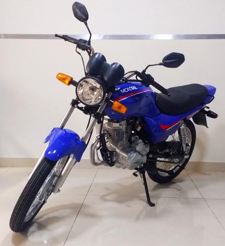 moto mondial rd 150 h base calle naked cg 2020 0 km