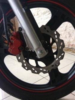 moto mondial rd 200 t roja negra o gris 0 km nueva 36 cuotas
