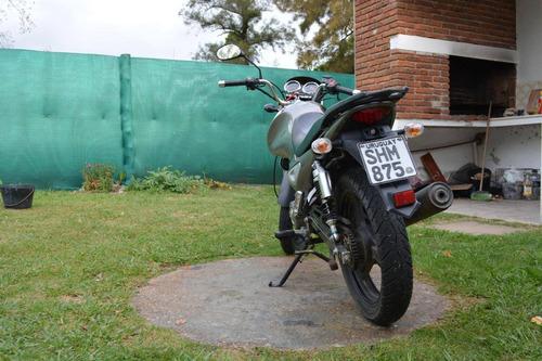moto mondial  rd125t ,6337km como nueva us$1050