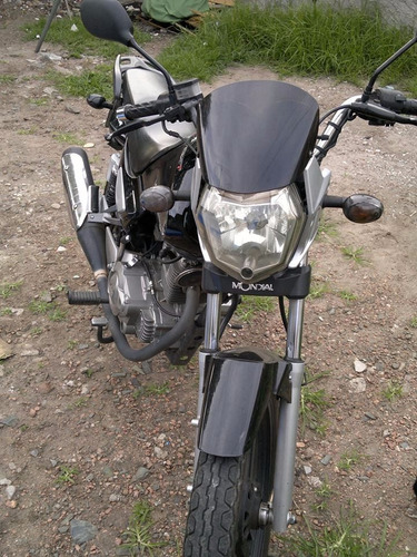 moto mondial rd150cct sin empadronar (y otra ya empadronada)