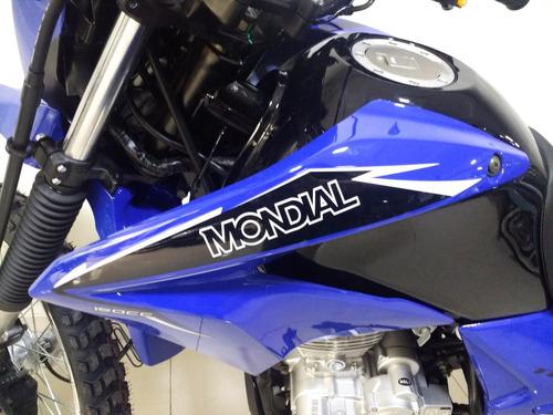 moto mondial td 150 0km enduro 2020 0 km 999 motos quilmes