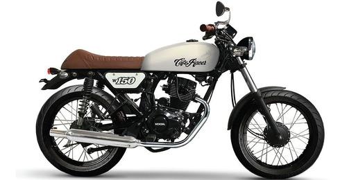 moto mondial w 150 cafe racer financiada 0km urquiza motos