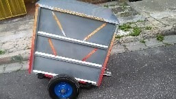 moto. moto trailer