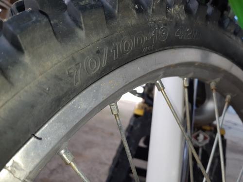 moto motocross kawasaki 85cc 2t ano 1997 85cc 2t