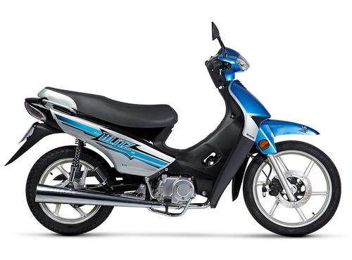 moto motomel blitz 110 full v8 0km urquiza motos