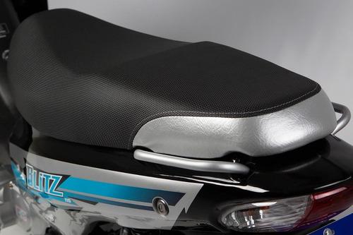 moto motomel blitz 110 v8 base 0km novedad ciclomotor