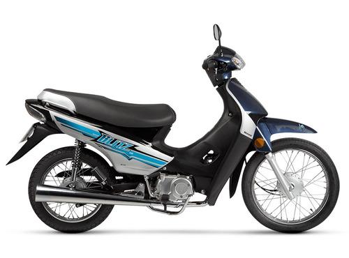 moto motomel blitz 110 v8 base credito con dni urquiza motos