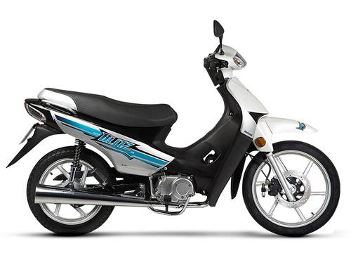 moto motomel blitz 110 v8 full creditos dni urquiza motos
