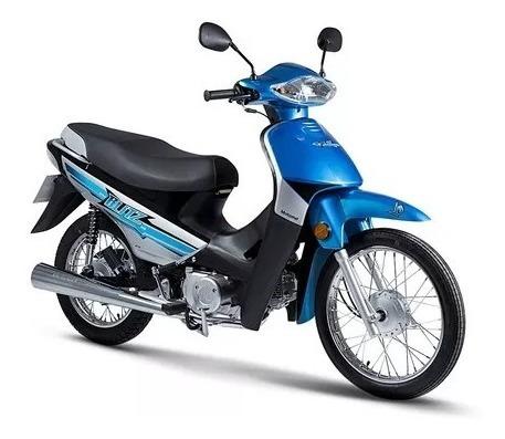 moto motomel blitz b110 modelo 2019 0 km con alarma