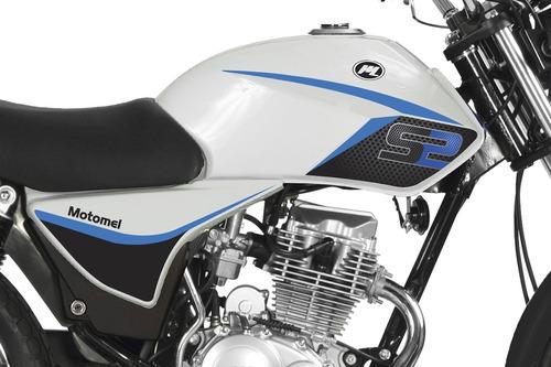 moto motomel cg 150 serie 2 base s2 0km urquiza motos