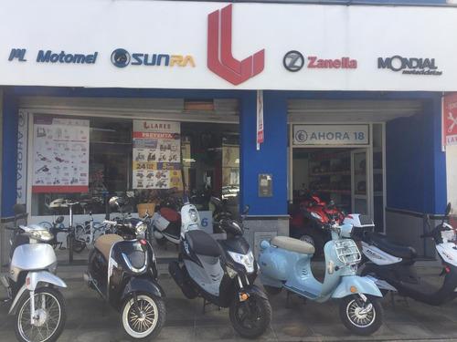 moto motomel go vintage-125 18 cuotas sin interés $ 3879