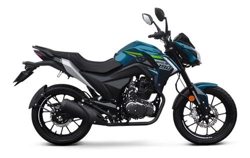 moto motomel sirius 190 0km 2020 azul