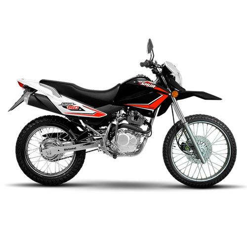 moto motomel skua 150 v6 enduro cross 0km urquiza motos