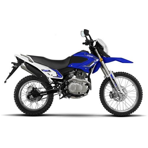 moto motomel skua 250 pro enduro cross 0km  urquiza motos