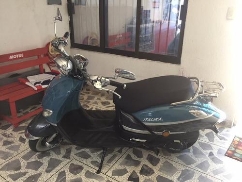 moto motoneta italika vitalia 150 2016