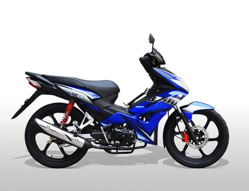 moto motor 1 brio 125cc año 2020 color ne/ ro/ az/ bl