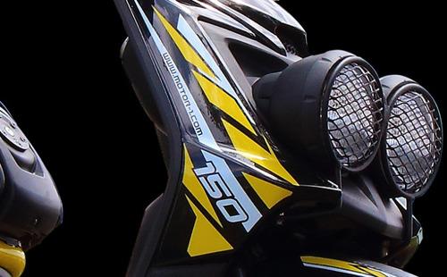 moto motor 1 fatty 150cc año 2017