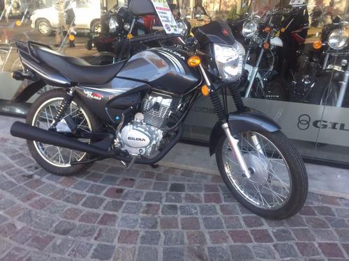 moto motos gilera 150