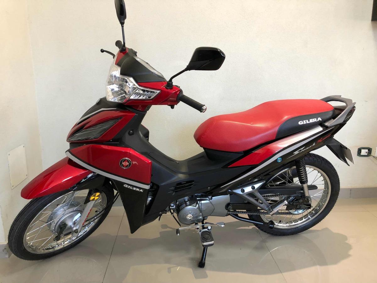 Gilera Gx1 125 Sport Motozuni Libertad - $ 108.300 en