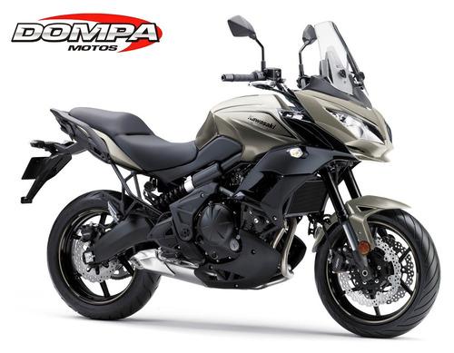moto motos kawasaki versys