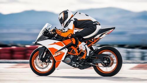 moto motos naked ktm 200
