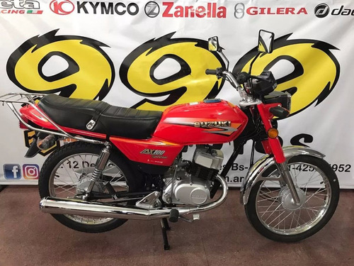 moto motos suzuki 100