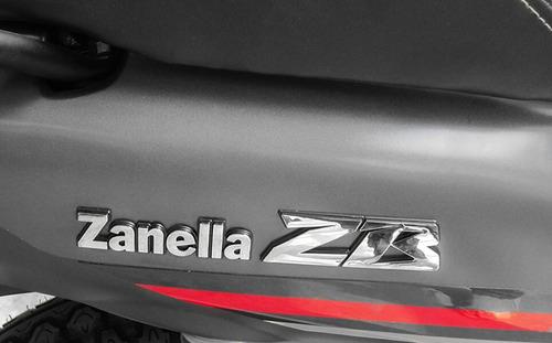 moto motos zanella 110