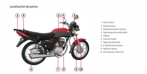 moto motos zanella 150