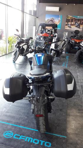 moto mt 650cc nueva