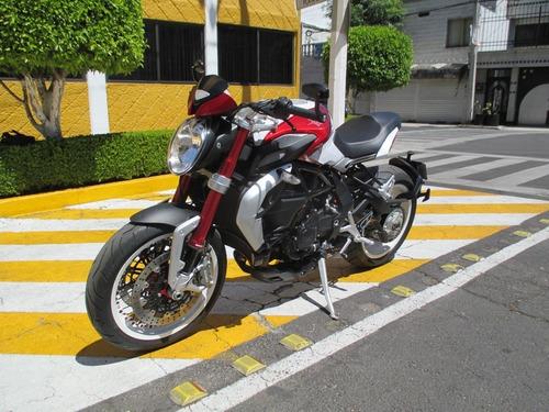 moto mv agusta 2017 brutale dragster rr 800cc 145hp